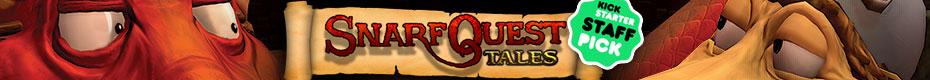SnarfQuest Tales on Kickstarter