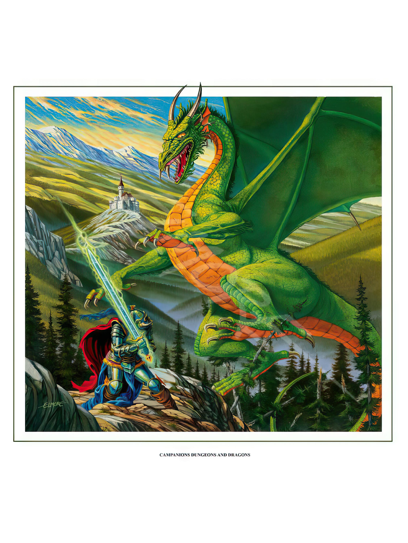 D&D - Companions, Dragonblade