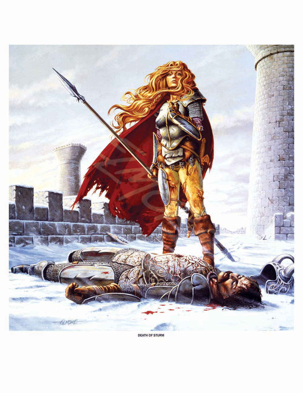 Dragonlance - Death Of Sturm