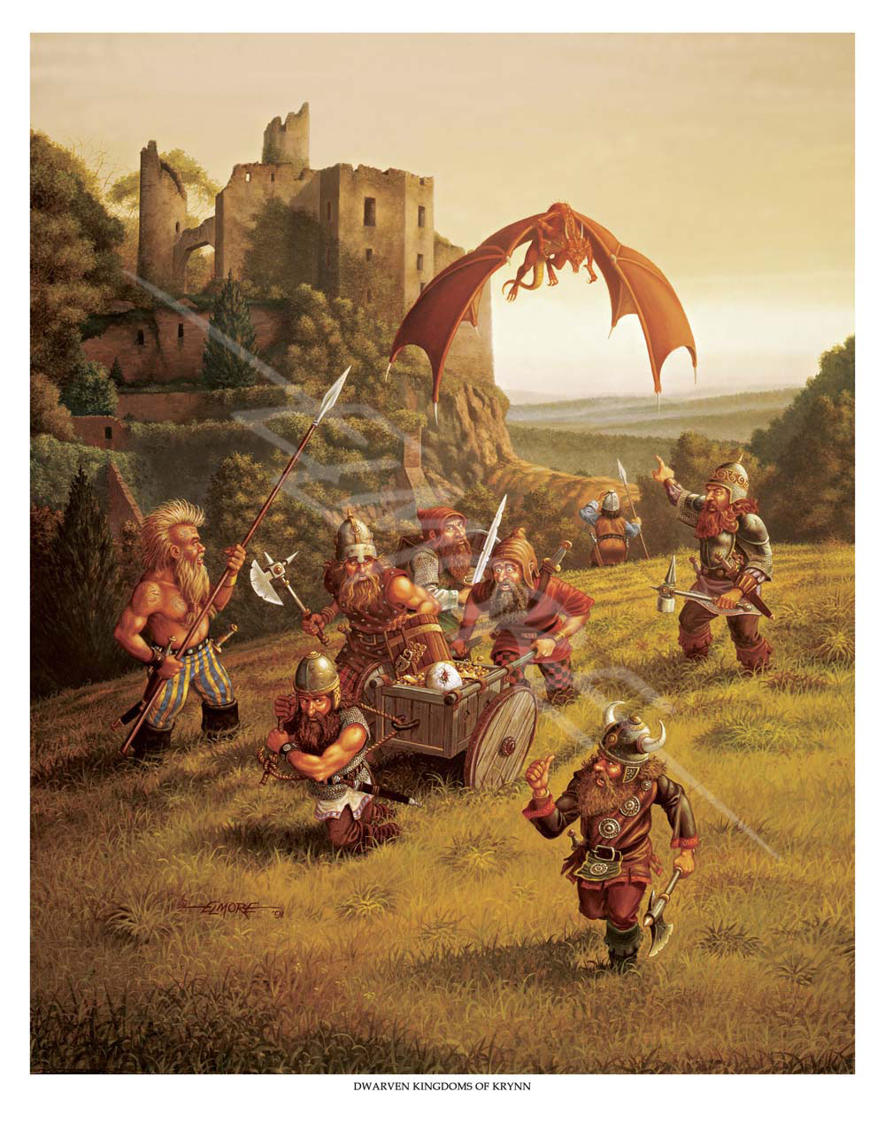 Dragonlance - Dwarven Kingdom Of Krynn