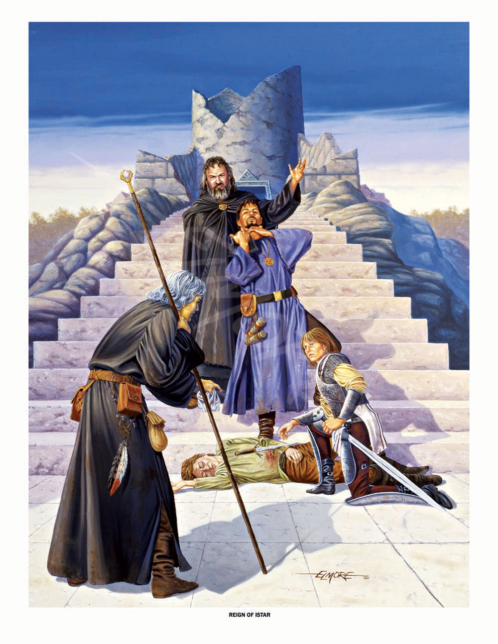 Dragonlance - Reign Of Ishtar