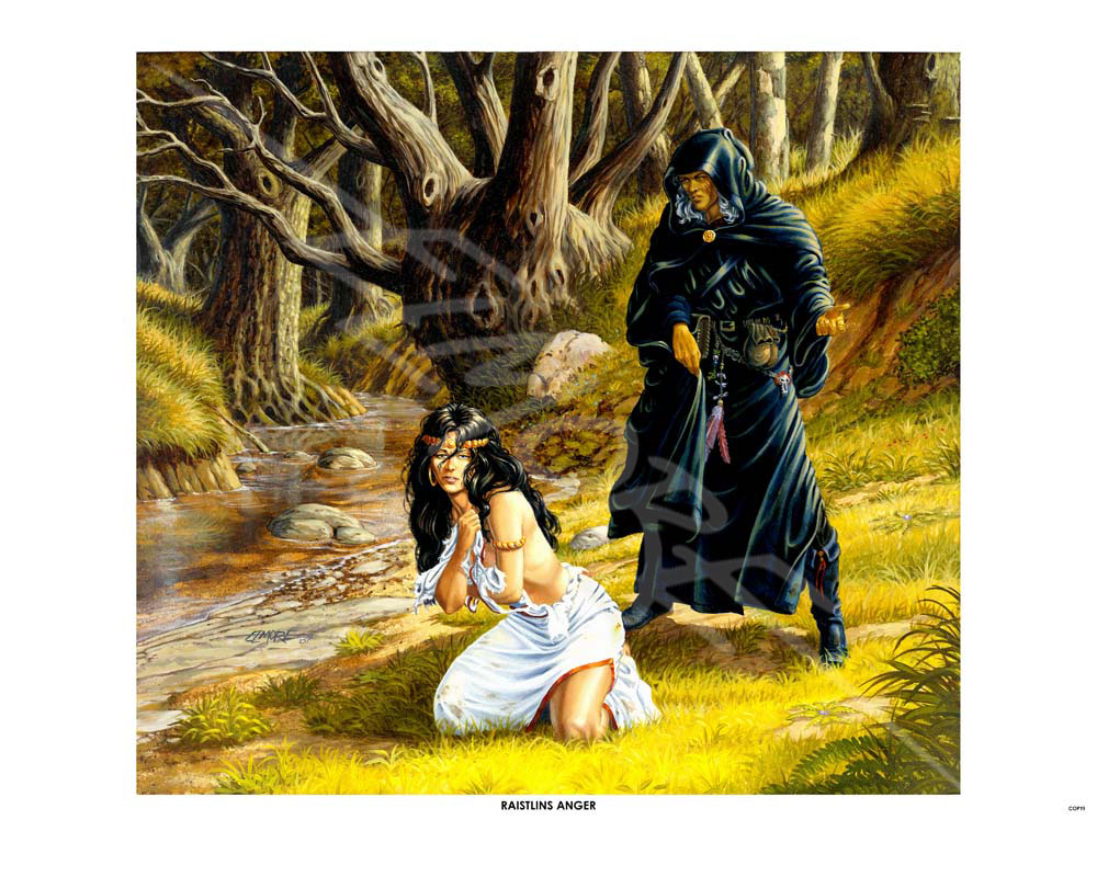 Dragonlance - Raistlin's Anger