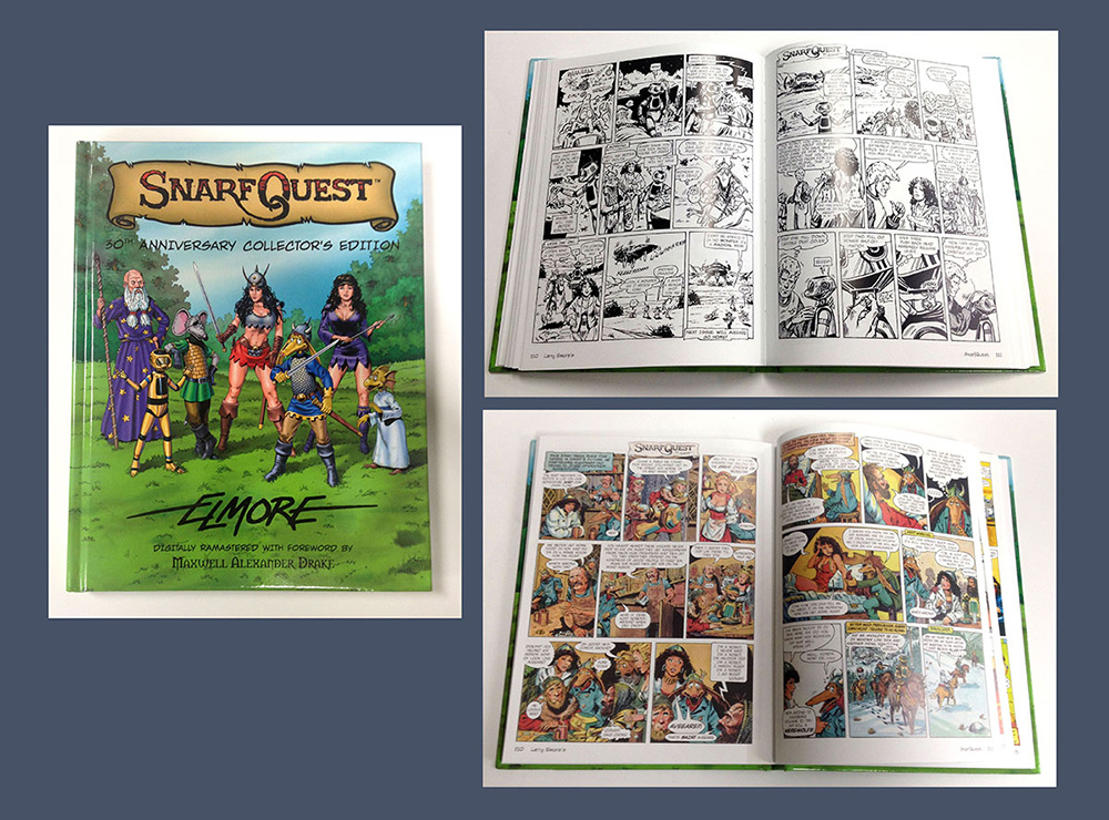 SnarfQuest 30th Anniversary Collector's Edition