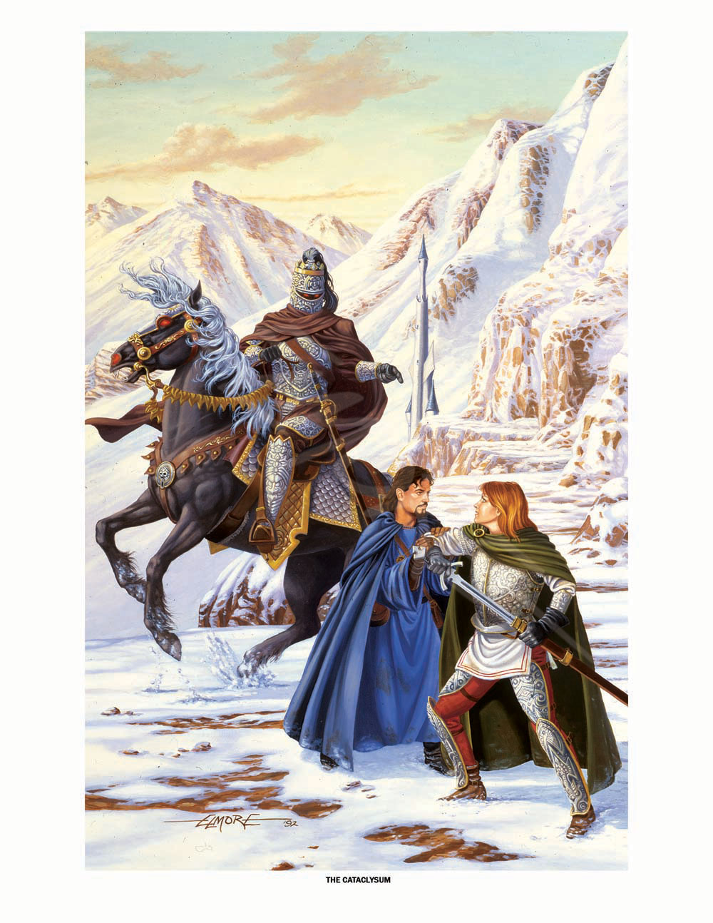 Dragonlance - Cataclysum