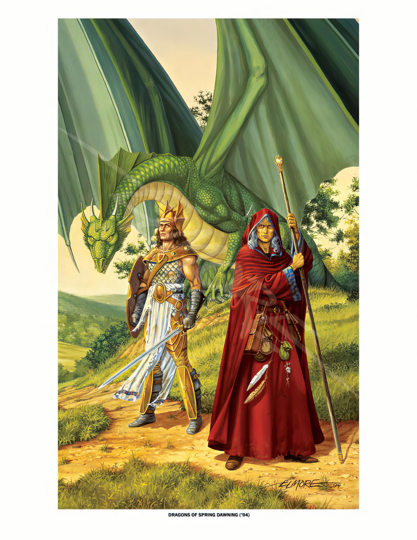 Dragonlance - Spring Dawning 94